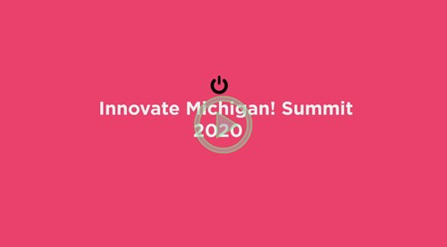 Innovate Michigan! Summit 2020