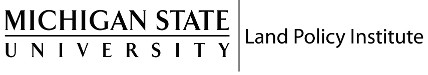 MSU Land Policy Institute