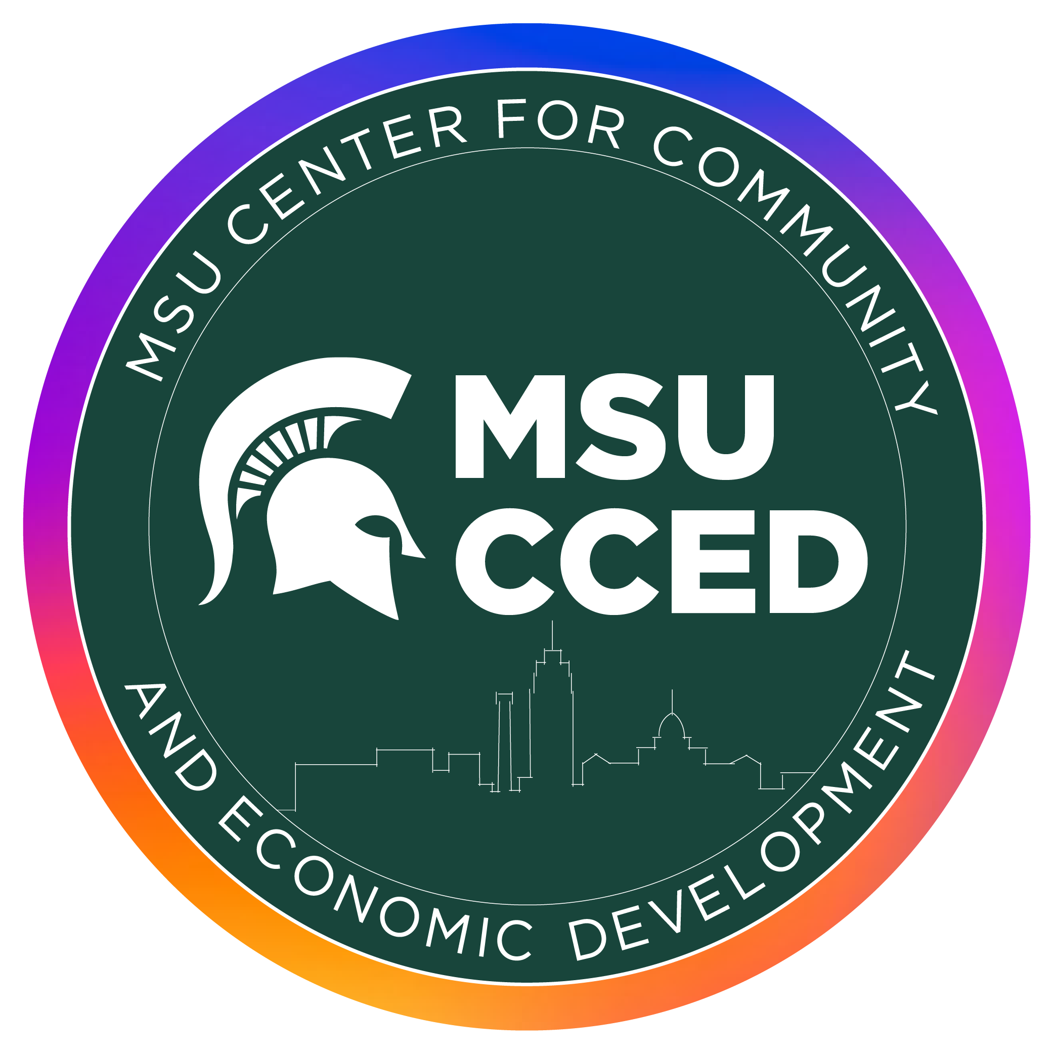 Center for Community and Economic Development Logo