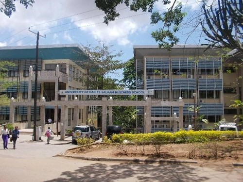 University of Dar Es Salaam Business School